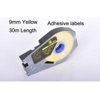 Buy cheap electric installation Label Tape Cartridge PVC tube commercial industrial tape cassette from wholesalers