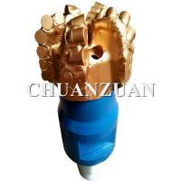 Buy cheap High Drill Ability PDC Drill Bit 6 Inch PDC Rock Bit 60 - 350 RPM Speed product