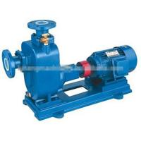 Buy cheap ZW type no jam Self-priming sewage pump from wholesalers