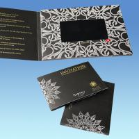 Innovative 4.3 Inch Custom Video Greeting Cards With Control Button