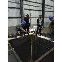 Buy cheap OEM High Precision Galvanized Water Tank With Sheet Molding Compound from wholesalers