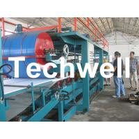 EPS Foam Insulated Sandwich Panel  Making Roll Forming Machine
