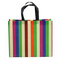 Buy cheap Polypropylene Non Woven Reusable Bags Recycled Earth Friendly Shopping Bags from wholesalers