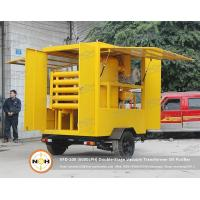 Buy cheap Ultra High Voltage Transformer Oil Filtration Machine Electrical Insulation Oil Treatment from wholesalers