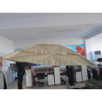 Buy cheap sun shade and rain shade pe tarpaulin simple tent from wholesalers