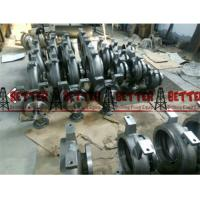 Buy cheap Goulds 3196 Pump Casing ANSI B73.1 Chemical Pump Casing Cast Iron CF8M from wholesalers