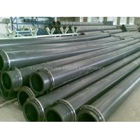 Buy cheap hdpe dredging pipe with pipe floater from wholesalers