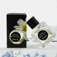 Buy cheap Home Decoration Natural Reed Diffuser Aroma Essence Oil Glass Bottle With Rattan Stick from wholesalers