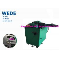 Buy cheap Changeable Paper Folder Inserter Machine Fast For The Ceiling Fan Stator product