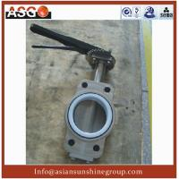 Buy cheap DN50-600 PN16 Titanium Butterfly Valve- Butterfly Valve-ASG Fluid Control Equipment–ASG from wholesalers