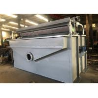 Buy cheap 15m2 Stainless Steel Decker Thickener Machine For Dehydration And Concentration from wholesalers