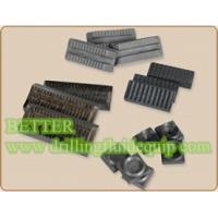 DIES FOR VARCO SAFETY CLAMP Inserts TYPE –MP, T, WA-T, C, WA-C P/N 3333 3310 Heat Treatment Alloy Steel Hardness