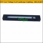 Buy cheap 12V LED rail stone cap light 6 inch LED Hardscape Light for retaining wall light Stair Lighting 6 inch Under Deck Light from wholesalers