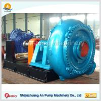 Buy cheap River Centrifugal Sand Gravel pump for dredging from wholesalers