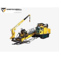 Buy cheap Adjustable Stepless Rotating System Horizontal Directional Drilling Rig FDP-120 from wholesalers