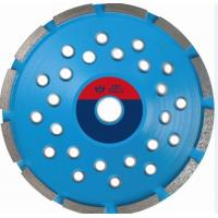 Buy cheap Sintered Single Diamond Cup Wheel , Marble Diamond Cup Grinding Wheel  Silver Brazed from wholesalers