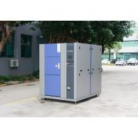 Buy cheap Climatic Thermal Shock Test Chamber High and Low Temperature Impact Test Chamber from wholesalers