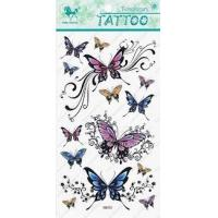 Buy cheap Safe non - toxic custom temporary tattoos stickers  supplies for kids with ODM from wholesalers