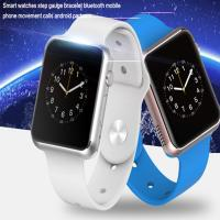 China Christmas gift of colorful bluetooth3.0 GU08S smart watch wrist phone watch MTK6261 smart phone watch for ladies men on sale