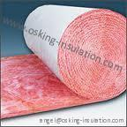 Buy cheap pink roofing glass wool felt  insulation materials from wholesalers