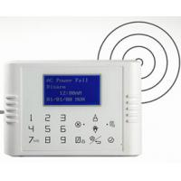 Buy cheap Quad-Band Dual Network Touch Keypad LCD Display Wireless Alarm System from wholesalers