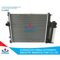 Buy cheap Eco Friendly BMW Aluminum Radiator / BMW Car Radiator 132mm Core Thickness from wholesalers