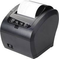 Buy cheap Low price 260mm/s high speed 58mm / 80mm Lan port pos direct thermal receipt printer with auto cutter from wholesalers