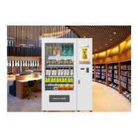 Buy cheap Self Service PPE Vending Machine ,  Mini Mart Vending Machine With RFID Card Reader from wholesalers