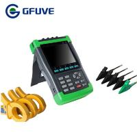 Buy cheap GFUVE WITH 4PCS 3000A CURRENT PROBE HANDHELD THREE PHASE POWER QUALITY ANALYZER from wholesalers