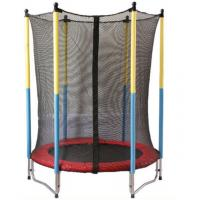 Buy cheap Fitness Outdoor Round Trampoline Bungee-Rope-System with Enclosure for Park/Backyard Use from wholesalers