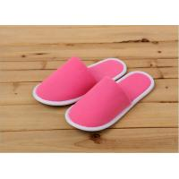 Buy cheap Luxury Indoor Terry Towel Disposable Hotel Slippers For Hotels / Guests Customized from wholesalers