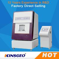 Buy cheap Aluminum Mesh Battery Testing Equipment , Battery Test System PLC Human Touch Interface from wholesalers
