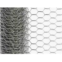 Buy cheap Utility Galvanized Hexagonal Chain Link Wire Mesh Fencing For Garden Zone 24 Inch X 50 Ft product
