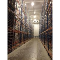 Cold Room Minus 25 Degree Industrial Pallet Racks , Pallet Size 1200 X 1000mm