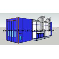 Buy cheap Mini Bus Spraying Baking Oven (SSB100D) from wholesalers