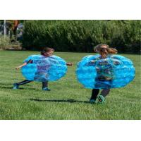 Buy cheap Red / Blue Zorb Bubble Ball Suit for Kids Football Play BB-PVC90 from wholesalers