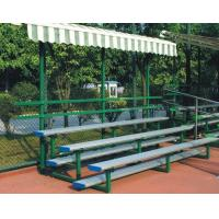 Buy cheap aluminum bleacher, with footstep,guardrail for outdoor use LP-3 from wholesalers