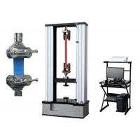 Buy cheap Double Columns Rubber Mateial Universal Tensile Testing Machine With Precise Load Cell from wholesalers
