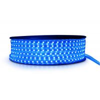 Buy cheap Colorful High Voltage LED Strip 120 Degree Viewing Angle Mounting Track from wholesalers