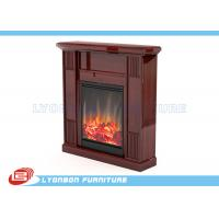 Buy cheap OEM Multi Shape / Color Home Decor Fireplaces ISO With Custom Logo from wholesalers