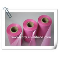 Buy cheap washable pink ribbon for barcode printer from wholesalers