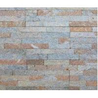 Buy cheap Garden House Cultured Stone Panels , Stone Veneer Panels Front Wall Tiles product