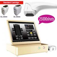 Buy cheap 3D High Intensity Focused Ultrasound Machine Non Surgical Facelift OEM / ODM from wholesalers