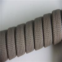 Buy cheap Soft Custom Woven Webbing Tape Anti Bacterial Impact Resistance from wholesalers