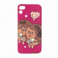 China Colorized Hard Case for iPhone 5, IMD Technology, Comes in Various Design on sale