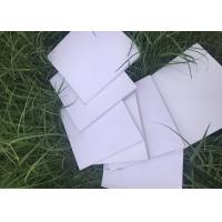 Buy cheap Mold Proof White Closed Cell Foam Board , Closed Cell Foam Sheets 0.3g / Cm3 Density from wholesalers