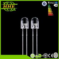 Buy cheap ROHS SGS ISO approved led lamp pure white 3mm 5mm 8mm oval led diodes from wholesalers