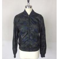 Buy cheap Outdoor Men's Training Jacket Custom Sport Jackets with camouflage pattern product
