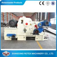 Buy cheap Biomass Energy Wood Sawdust Grinder Machine Crusher With Siemens Motor from wholesalers