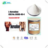Buy cheap Amino acid L-Norvaline ,Norvaline CAS 6600-40-4 for sports nutrition or drug synthesis from wholesalers